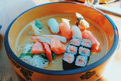 How to make sushi in under an hour: A guide to making sushi in just over an hour
